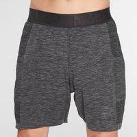 Mp Men's Essential Seamless Shorts- Storm Grey Marl - Xs Mpm519stormgreymarl Mens Sportswear, Grey