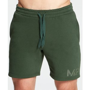 Mp Men's Gradient Line Graphic Shorts - Dark Green - L Mpm738darkgreen General Clothing, Green