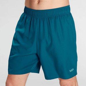 Mp Men's Limited Edition Impact Shorts - Teal - Xxs Mpm701teal Ss21 Mens Sportswear, Blue