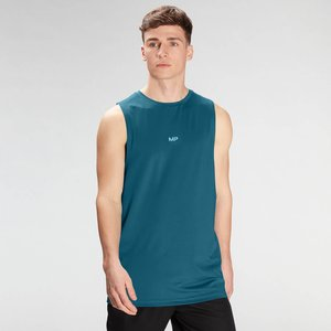 Mp Men's Limited Edition Impact Training Tank - Teal - S Mpm700teal Ss21 Mens Tops, Blue