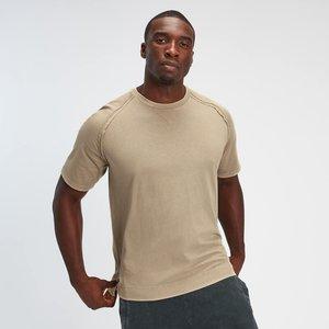Mp Men's Raw Training T-shirt - Tan - Xs Mpm491tan Mens Sportswear, Stone