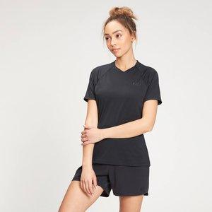 Mp Women's Agility Short Sleeve Top - Black - Xxs Mpw552black Mens Tops, Black