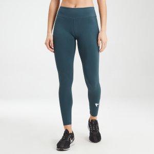 Mp Women's Essentials Training Leggings - Deep Sea Blue - Xs Mpw497deepseablue Mens Sportswear, Blue