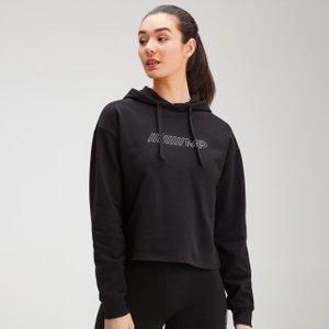 Mp Women's Outline Graphic Hoodie - Black - Xxl Mpw596black Ss21 Mens Sportswear, Black