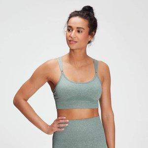 Mp Women's Raw Training Seamless Bra - Washed Green - Xl Mpw549washedgreen Mens Sportswear, Green