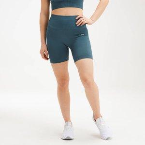Mp Women's Shape Seamless Ultra Cycling Shorts - Deep Sea Blue - M Mpw492deepseablue Mens Sportswear, Blue