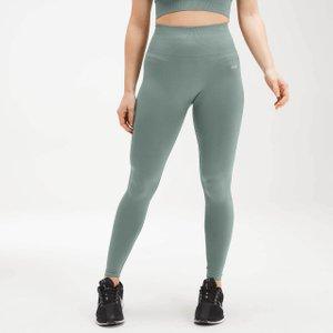 Mp Women's Shape Seamless Ultra Leggings - Washed Green - M Mpw376washedgreen Mens Sportswear, Green