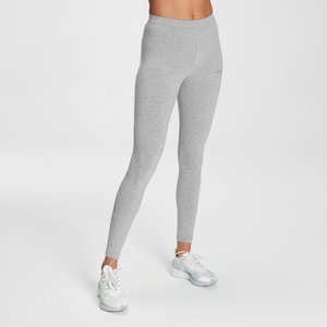 Mp Women's Tonal Graphic Leggings - Grey Marl - Xxl Mpw598greymarl Ss21 Mens Sportswear, Grey