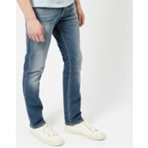 Nudie Jeans Men's Grim Tim Jeans - Conjunctions - W36/l32 - Blue 112586 Mens Trousers, Blue