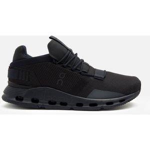 On Men's Cloudnova Running Trainers - Black/eclipse - Uk 10 M26.99822 Mens Footwear, Black