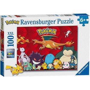 Pokémon Xxl Jigsaw Puzzle (100 Pieces) 10934 Games, Puzzles & Learning