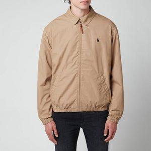Polo Ralph Lauren Men's Bayport Poplin Jacket - Luxury Tan - Xl 710704084009 General Clothing, Tan