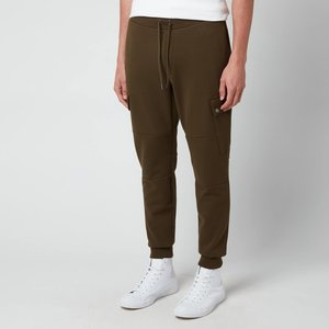 Polo Ralph Lauren Men's Double Knit Cargo Jogger Trousers - Company Olive - Xl 710730495006 General Clothing, Green