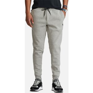 Polo Ralph Lauren Men's Double Knitted Athletic Jogger Pants - Battalion Heather - Xxl 710652314029 Mens Trousers, Grey