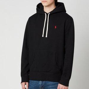 Polo Ralph Lauren Men's Fleece Hoodie - Polo Black - Xl 710766778008 General Clothing, Black