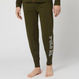 Polo Ralph Lauren Men's Jog Pant Sleep Bottoms - Spanish Olive - L 714730609007 Mens Clothing, Green