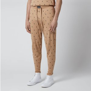 Polo Ralph Lauren Men's Liquid Cotton Printed Slim Jogger Pants - Vintage Khaki - Xl 714830279002 General Clothing, Green