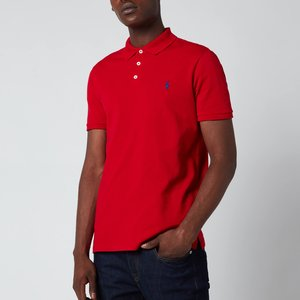 Polo Ralph Lauren Men's Stretch Mesh Slim Fit Polo Shirt - Rl 2000 Red - Xxl 710541705167 Mens Tops, Red