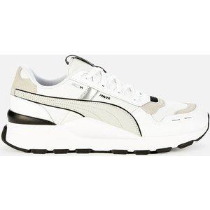 Puma Men's Rs 2.0 Futura Trainers - Puma White/grey Violet/puma Black - Uk 7 37401109 Mens Footwear, White