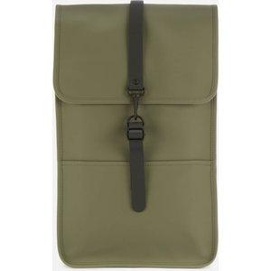 Rains Men's Backpack - Olive 1220 Mens Accessories, Green