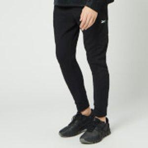Reebok Men's Knitted Woven Jogger - Black - Xl Fj4608 Mens Sportswear
