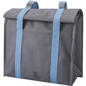Rig-tig Keep-it Cool Cooler Bag - Grey/blue Z00120 Kitchen
