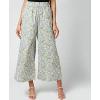 Résumé Women's Ehsan Trousers - Pastel Green - Dk 38/uk 10 11770696 General Clothing, Multi