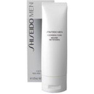 Shiseido Men's Cleansing Foam (125ml) 10049 Skincare