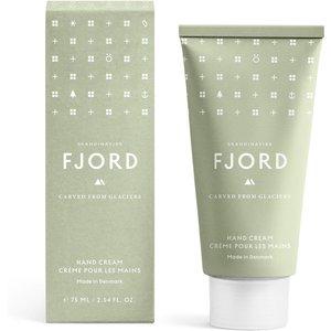 Skandinavisk Hand Cream 75ml - Fjord 2001 Health, Green/White