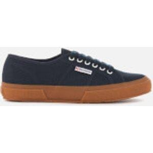 Superga Men's 2750 Cotu Classic Trainers - Navy/gum - Uk 10 - Navy S000010 G01 Mens Footwear, Navy