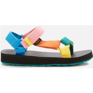 Teva Kids' Original Universal Sandals - 90's Multi - Uk 2 Kids 1116656c Childrens Footwear, Multi