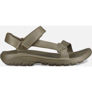 Teva Men's Hurricane Drift Eva Sandals - Burnt Olive - Uk 9 1100270 Btol Mens Footwear, Green