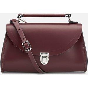 The Cambridge Satchel Company Women's Mini Poppy Shoulder Bag - Oxblood Popmi1005bnh10101 Womens Accessories, Red