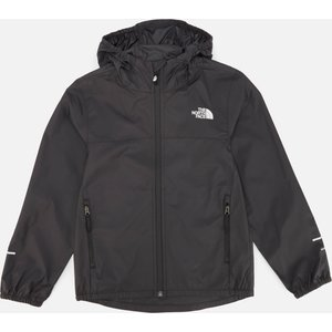 The North Face Boys' Reactor Wind Jacket - Black - 10-12 Years Nf0a55tsjk31 Childrens Clothing, Black