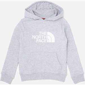 The North Face Boys' Youth Drew Peak Light Hoodie - Grey - 10-12 Years Nf0a55audyx1 Childrens Clothing, Grey