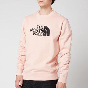 The North Face Men's Drew Peak Sweatshirt - Evening Sand Pink - Xl Nf0a4svrubf1 Mens Tops, Pink