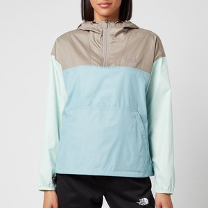The North Face Women's Cyclone Pullover Jacket - Multi - Xs Nf0a534oxg61 Womens Outerwear, Multi
