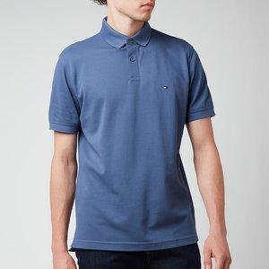 Tommy Hilfiger Men's 1985 Regular Polo Shirt - Faded Indigo - L Mw0mw17770c9t General Clothing, Blue