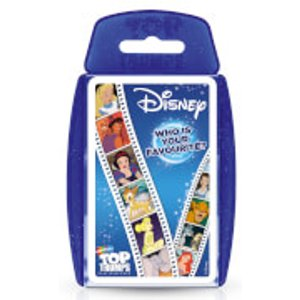 Top Trumps Card Game - Disney Classics Edition 26710 Games, Puzzles & Learning
