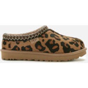 Ugg Women's Tasman Leopard Slippers - Amphora - Uk 6 1106554 Amp Womens Footwear