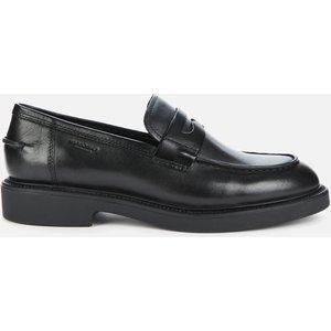 Vagabond Women's Alex W Leather Loafers - Black - Uk 4 5048 301 20 Womens Footwear, Black