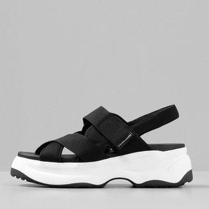 Vagabond Women's Essy Chunky Sandals - Black - Uk 7 4929 002 20 Mens Footwear, Black
