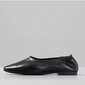 Vagabond Women's Maddie Leather Ballet Flats - Black - Uk 6 4704 101 20 Mens Footwear, Black