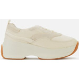 Vagabond Women's Sprint 2.0 Chunky Trainers - Off White - Uk 7 - White 4829 202 02 Womens Footwear, White