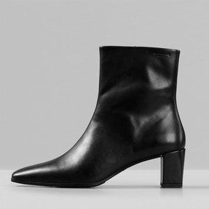 Vagabond Women's Tessa Leather Ankle Boots - Black - Uk 4 5113 001 20 Mens Footwear, Black