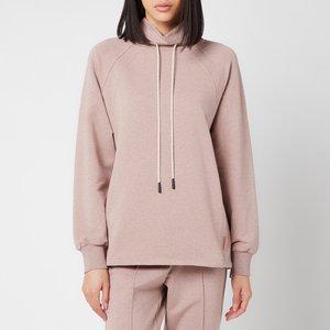 Varley Women's Atlas Classic Sweatshirt - Ash Rose - M Var00606 General Clothing, Pink