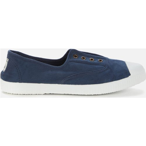 Victoria Women's 1915 Sustainable No Lace Pumps - Marino - Uk 3 106623 Mens Footwear