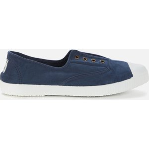 Victoria Women's 1915 Sustainable No Lace Pumps - Marino - Uk 3 106623 Mens Footwear, Blue
