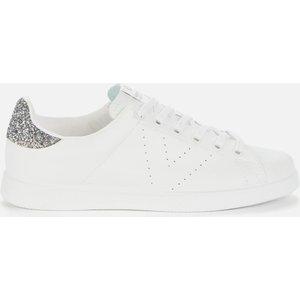Victoria Women's Sustainable Tennis Trainers - Antracita - Uk 7 1125104 Mens Footwear, White