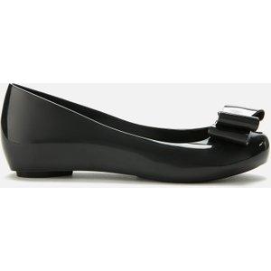 Vivienne Westwood For Melissa Women's Ultragirl 22 Ballet Flats - Black Bow Orb - Uk 5 - B 32658 1003 Womens Footwear, Black